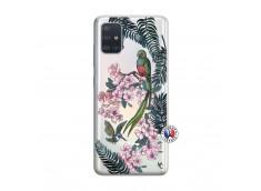 Coque Samsung Galaxy A51 Flower Birds