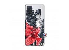Coque Samsung Galaxy A51 Papagal