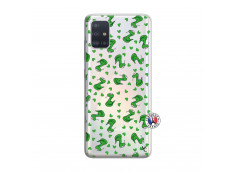 Coque Samsung Galaxy A51 Petits Serpents