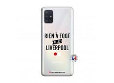 Coque Samsung Galaxy A51 Rien A Foot Allez Liverpool