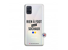 Coque Samsung Galaxy A51 Rien A Foot Allez Sochaux