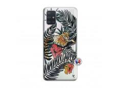 Coque Samsung Galaxy A51 Leopard Tree