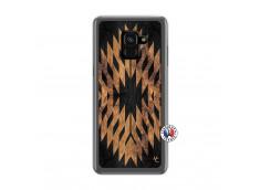 Coque Samsung Galaxy A6 2018 Aztec One Motiv Translu