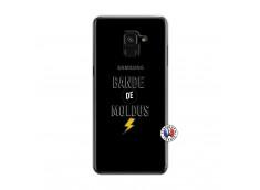 Coque Samsung Galaxy A6 2018 Bandes De Moldus