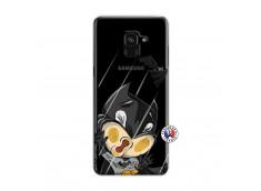 Coque Samsung Galaxy A6 2018 Bat Impact