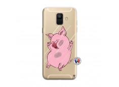 Coque Samsung Galaxy A6 2018 Pig Impact