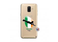 Coque Samsung Galaxy A6 2018 Coupe du Monde Rugby-Ireland