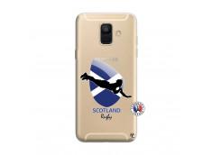 Coque Samsung Galaxy A6 2018 Coupe du Monde Rugby-Scotland