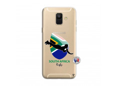 Coque Samsung Galaxy A6 2018 Coupe du Monde Rugby-South Africa