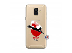 Coque Samsung Galaxy A6 2018 Coupe du Monde Rugby-Tonga