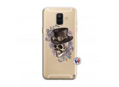 Coque Samsung Galaxy A6 2018 Dandy Skull