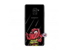 Coque Samsung Galaxy A6 2018 Dead Gilet Jaune Impact