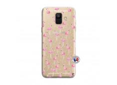 Coque Samsung Galaxy A6 2018 Flamingo