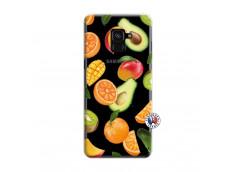 Coque Samsung Galaxy A6 2018 Salade de Fruits