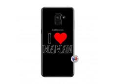 Coque Samsung Galaxy A6 2018 I Love Maman