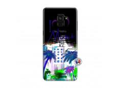 Coque Samsung Galaxy A6 2018 I Love Miami