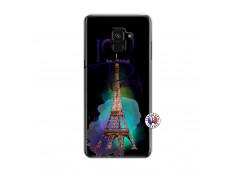 Coque Samsung Galaxy A6 2018 I Love Paris