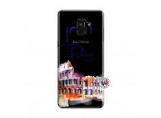 Coque Samsung Galaxy A6 2018 I Love Rome
