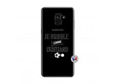 Coque Samsung Galaxy A6 2018 Je Dribble Comme Cristiano