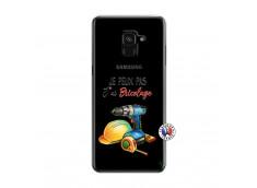 Coque Samsung Galaxy A6 2018 Je Peux Pas J Ai Bricolage