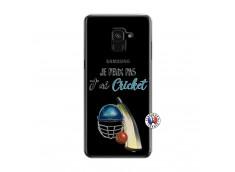 Coque Samsung Galaxy A6 2018 Je peux pas j'ai cricket