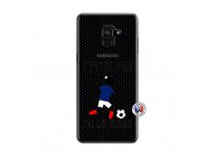 Coque Samsung Galaxy A6 2018 Je Peux Pas J Ai Les Bleues Maillot