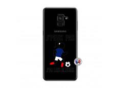 Coque Samsung Galaxy A6 2018 Je Peux Pas J Ai Les Bleues