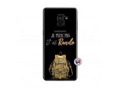 Coque Samsung Galaxy A6 2018 Je Peux Pas J Ai Rando