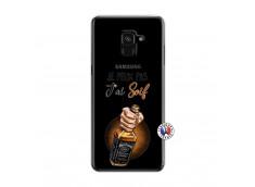 Coque Samsung Galaxy A6 2018 Je Peux Pas J Ai Soif