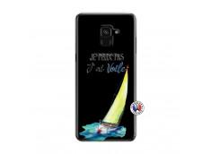 Coque Samsung Galaxy A6 2018 Je Peux Pas J Ai Voile