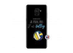Coque Samsung Galaxy A6 2018 Je Peux Pas J Ai Volley