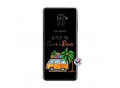 Coque Samsung Galaxy A6 2018 Je Peux Pas Je Suis A La Retraite