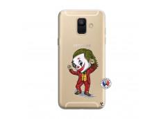 Coque Samsung Galaxy A6 2018 Joker Dance