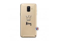 Coque Samsung Galaxy A6 2018 King