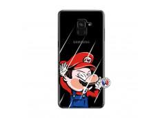 Coque Samsung Galaxy A6 2018 Mario Impact