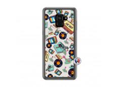 Coque Samsung Galaxy A6 2018 Mock Up Translu