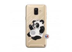 Coque Samsung Galaxy A6 2018 Panda Impact