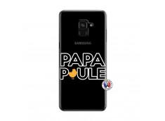 Coque Samsung Galaxy A6 2018 Papa Poule