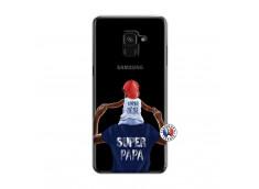Coque Samsung Galaxy A6 2018 Papa Super Heros