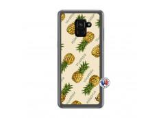Coque Samsung Galaxy A6 2018 Sorbet Ananas Translu