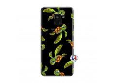 Coque Samsung Galaxy A6 2018 Tortue Géniale