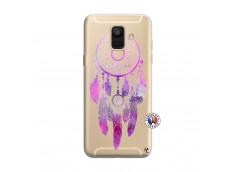 Coque Samsung Galaxy A6 2018 Purple Dreamcatcher