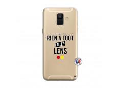 Coque Samsung Galaxy A6 2018 Rien A Foot Allez Lens