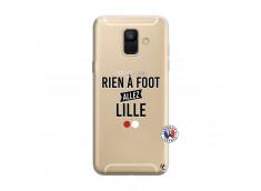 Coque Samsung Galaxy A6 2018 Rien A Foot Allez Lille