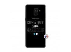 Coque Samsung Galaxy A6 2018 Rien A Foot Allez Marseille