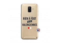 Coque Samsung Galaxy A6 2018 Rien A Foot Allez Valenciennes
