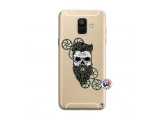 Coque Samsung Galaxy A6 2018 Skull Hipster