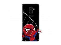 Coque Samsung Galaxy A6 2018 Spider Impact