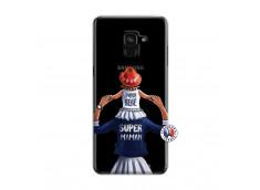 Coque Samsung Galaxy A6 2018 Super Maman Et Super Bébé