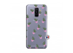 Coque Samsung Galaxy A6 Plus Cactus Pattern